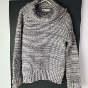 Olive + Oak Oversized Chunky Knit Sweater Cowl NWT